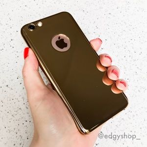 Mirror Plated 360° iPhone Case